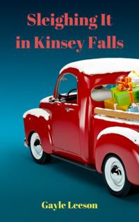 Sleighing It in Kinsey Falls