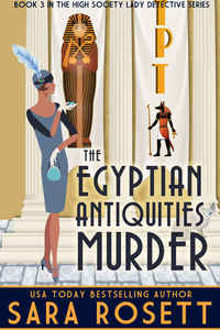 The Egyptian Antiquities Murder
