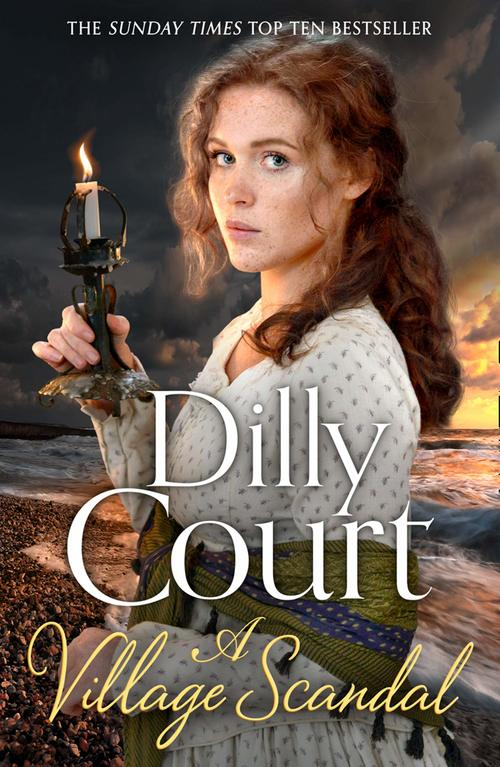 A Village Scandal by Dilly Court