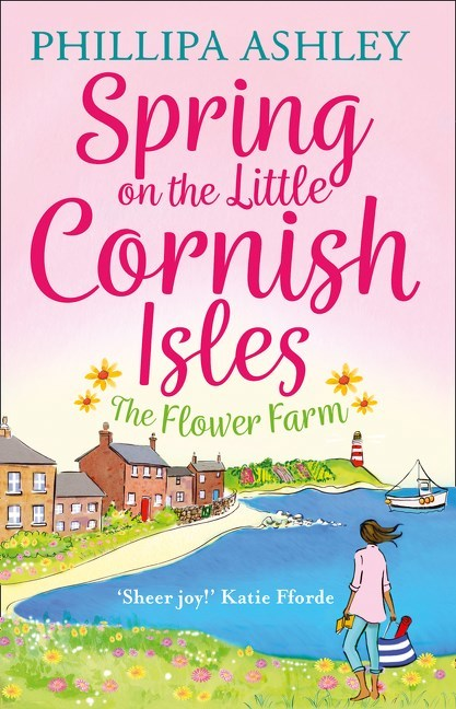 Spring on the Little Cornish Isles by Phillipa Ashley