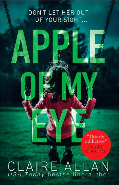 Apple of My Eye by Claire Allan