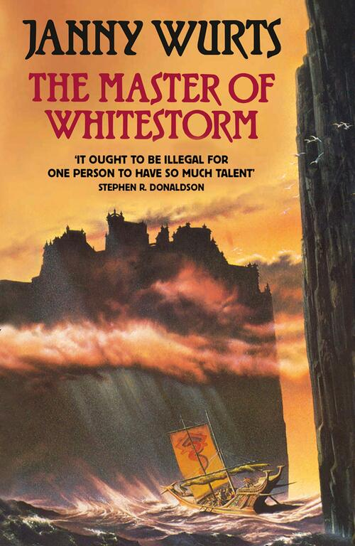 The Master of Whitestorm by Janny Wurts