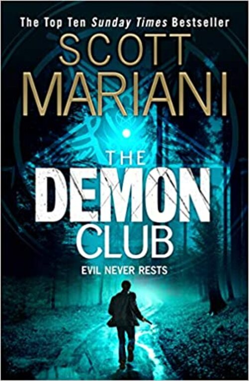 The Demon Club by Scott Mariani