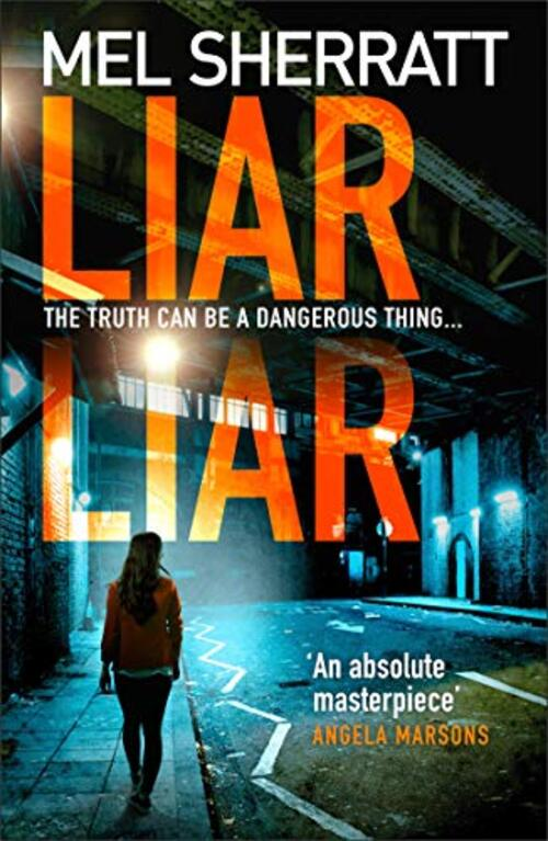 DS Grace Allendale 3  Liar Liar