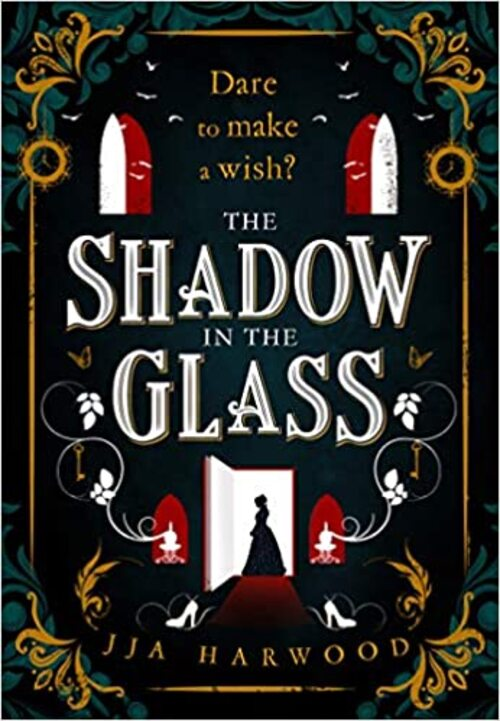 The Shadow in the Glass by J.J.A. Harwood