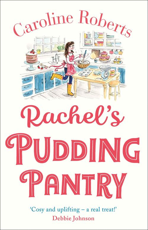 Pudding Pantry by Caroline Roberts