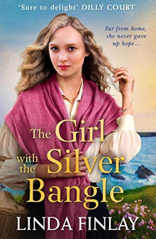 The Girl with the Silver Bangle by Linda Finlay