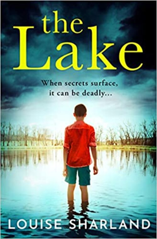 The Lake by Louise Sharland