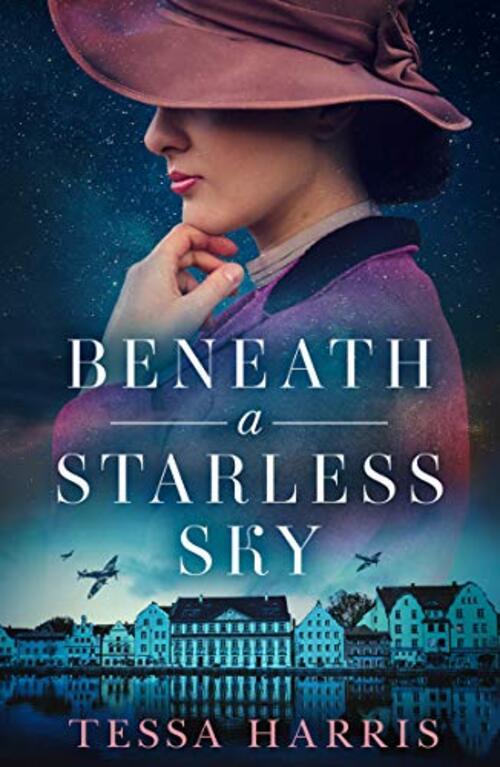 Beneath a Starless Sky by Tessa Harris