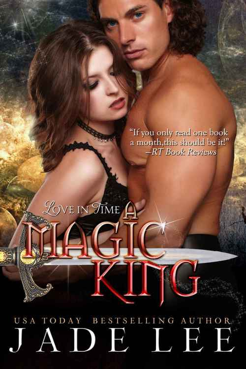 A Magic King by Jade Lee