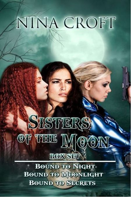 SISTERS OF THE MOON BOXED SET