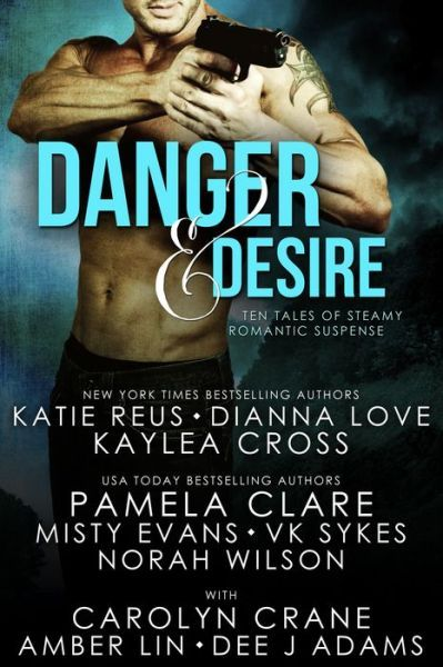 Danger and Desire by Pamela Clare