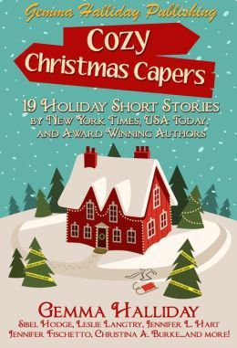 Cozy Christmas Capers by Gemma Halliday