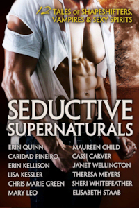 Seductive Supernaturals by Caridad Pineiro