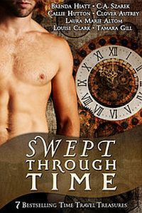 Swept Through Time by Brenda Hiatt