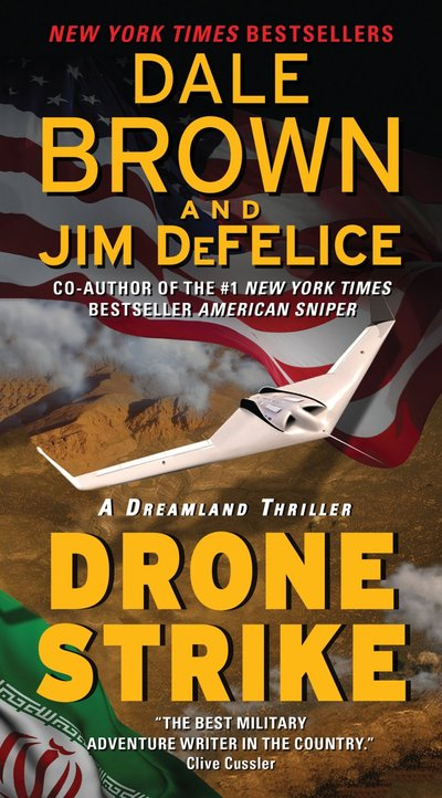 Drone Strike by Dale Brown