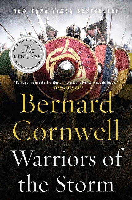 Warriors of the Storm by Bernard Cornwell