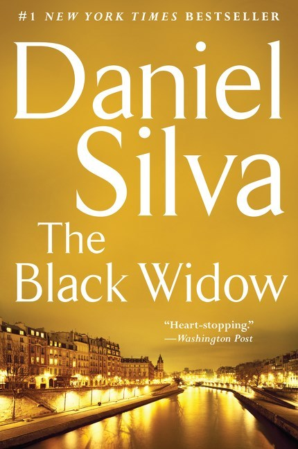 The Black Widow by Daniel Silva