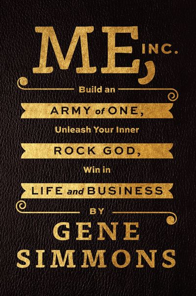 Me, Inc. by Gene Simmons