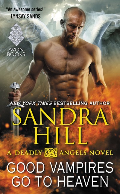 Good Vampires Go to Heaven by Sandra Hill