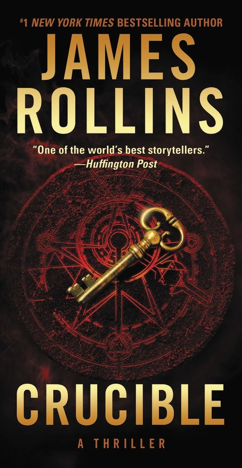 Crucible by James Rollins
