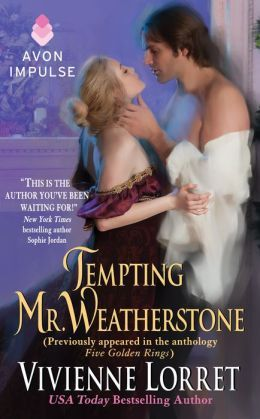 TEMPTING MR. WEATHERSTONE