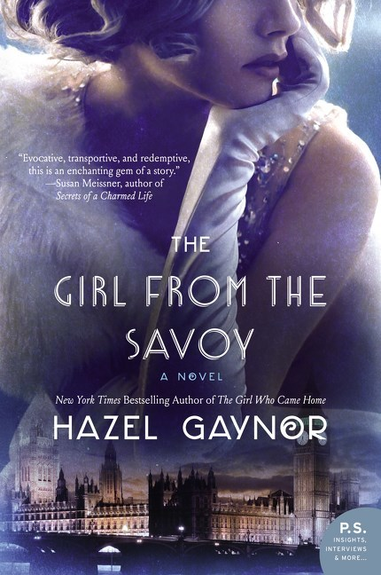 The Girl from Savoy by Hazel Gaynor