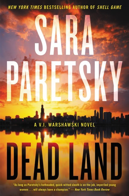 Dead Land by Sara Paretsky