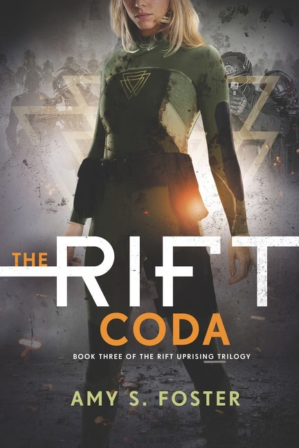 The Rift Coda by Amy S. Foster