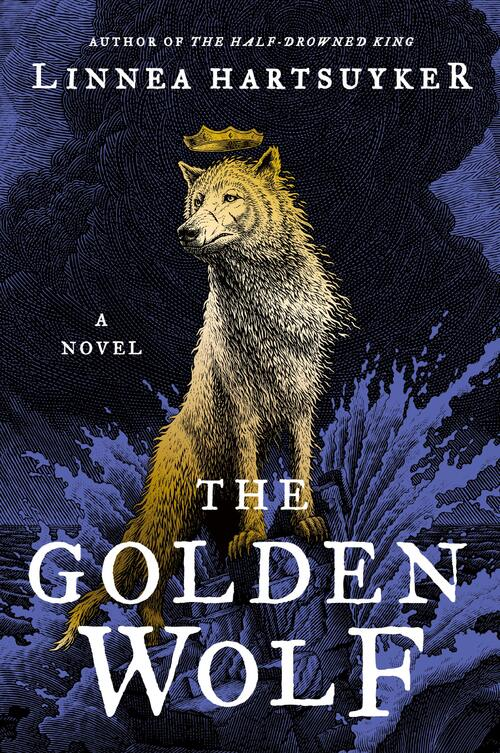The Golden Wolf by Linnea Hartsuyker