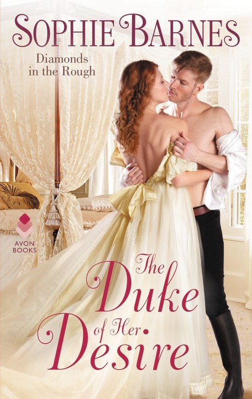 The Duke of Her Desire by Sophie Barnes