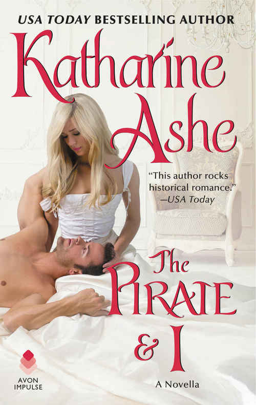 The Pirate and by Katharine Ashe
