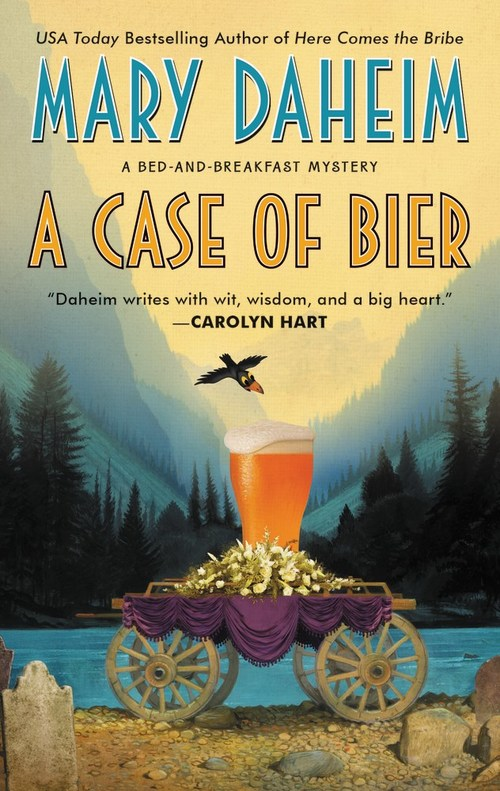 A Case of Bier by Mary Daheim