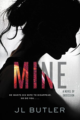 Mine by J.L. Butler