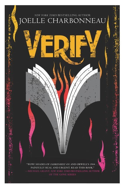 Verify by Joelle Charbonneau