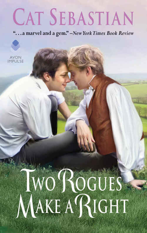 Two Rogues Make a Right by Cat Sebastian