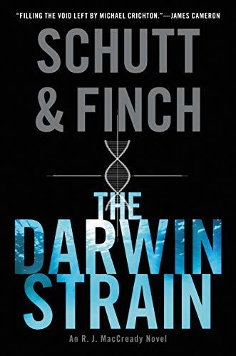The Darwin Strain by Bill Schutt