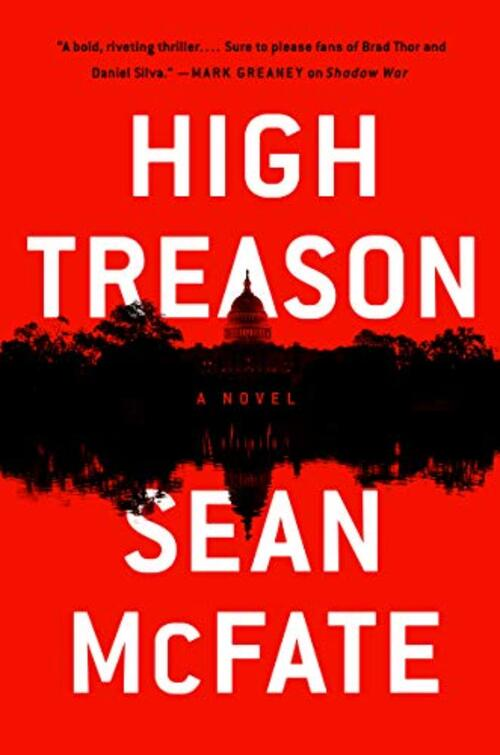 High Treason by Sean McFate