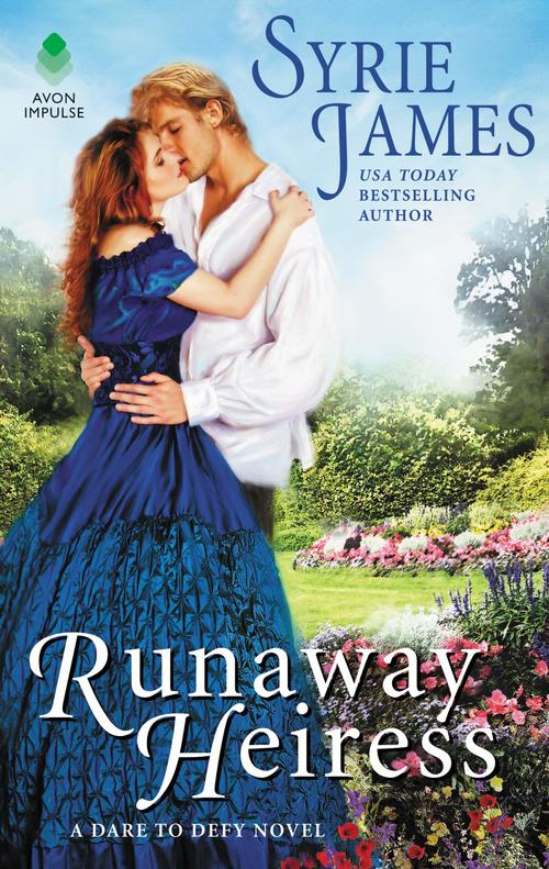 Runaway Heiress by Syrie James