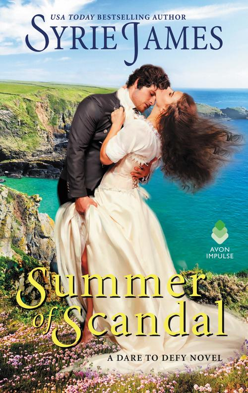 Summer of Scandal by Syrie James