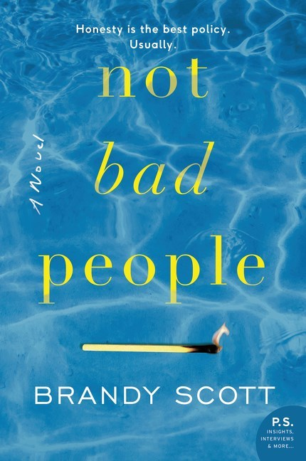 Not Bad People by Brandy Scott
