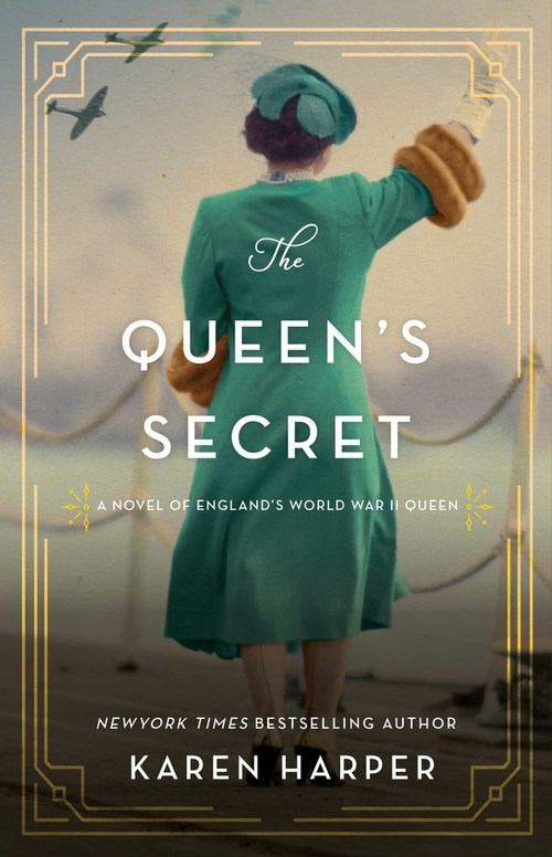 The Queen's Secret by Karen Harper