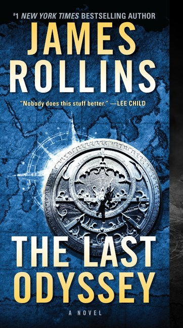 The Last Odyssey by James Rollins