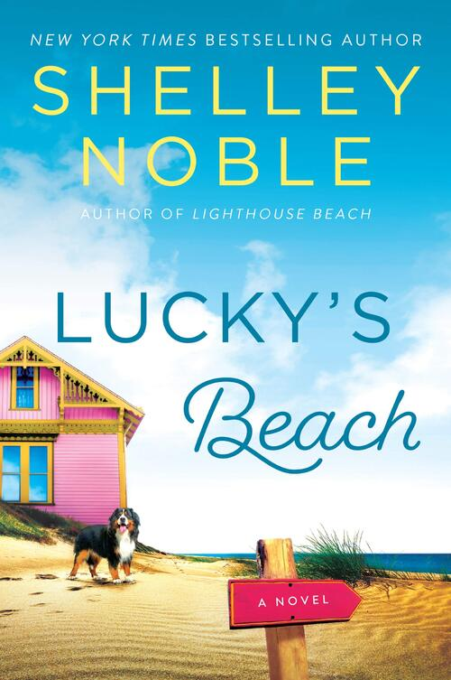 Lucky's Beach by Shelley Noble