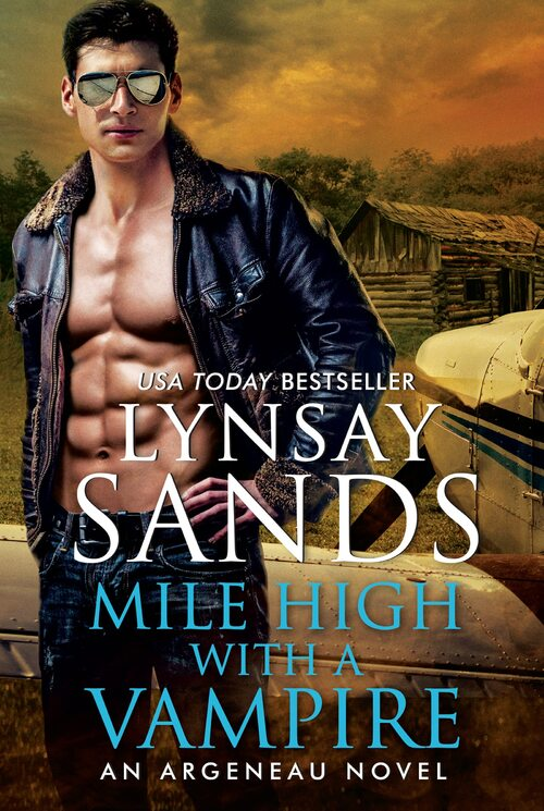 Mile High with a Vampire by Lynsay Sands