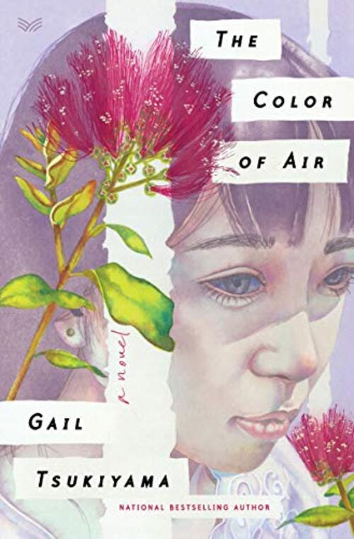 The Color of Air by Gail Tsukiyama