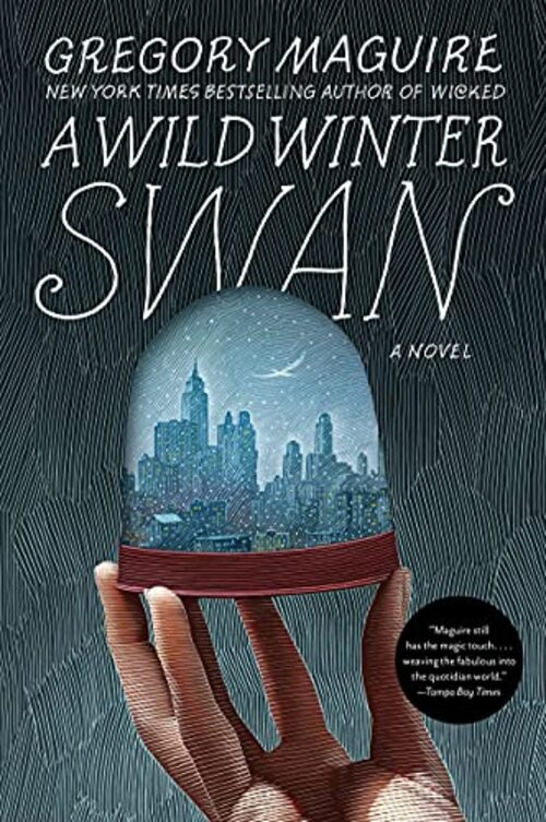 A Wild Winter Swan by Gregory Maguire