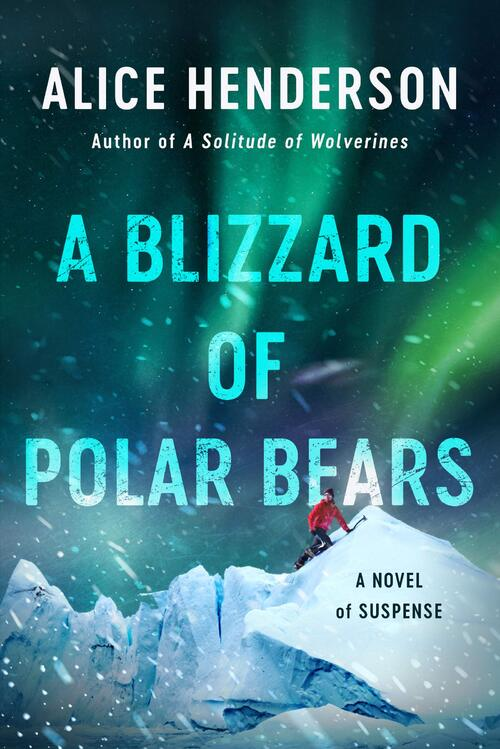 A Blizzard of Polar Bears