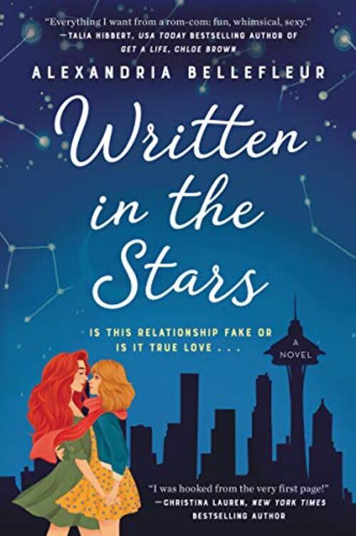 Written in the Stars by Alexandria Bellefleur