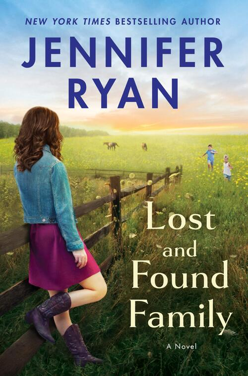 Lost and Found Family by Jennifer Ryan